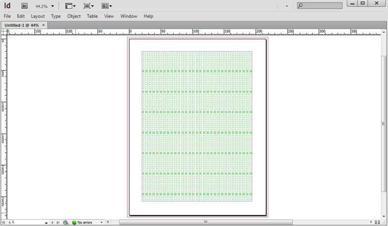 indesign export pdf